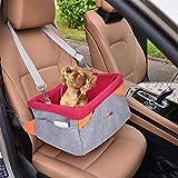 Legendog Autositz Hund, Transportbox für Hunde   Wasserdichter Autositzbezug für Hunde   Welpen Katzen