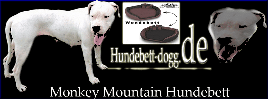 monkey mountain hundebett