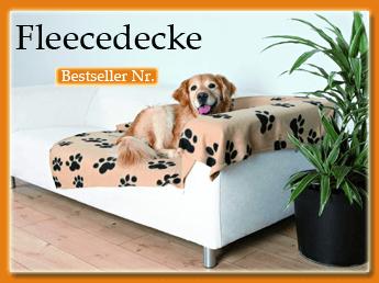 Trixie 37181 Fleecedecke Barney