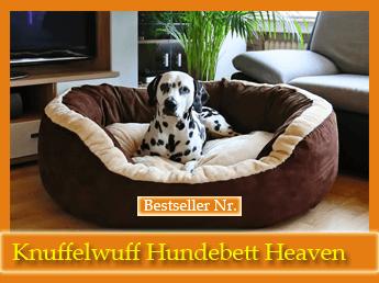 Knuffelwuff Hundebett Heaven