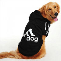 hundebademantel adidog