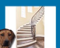 hundeabsperrgitter für Treppen