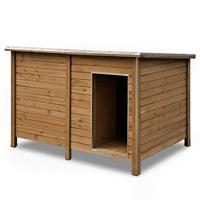 ii ii isolierte hundeh tte xxl kaufen oder selber bauen anleitung. Black Bedroom Furniture Sets. Home Design Ideas